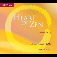 HEART OF ZEN: Simplicity, Ronnie Seldin, New Age, NEW