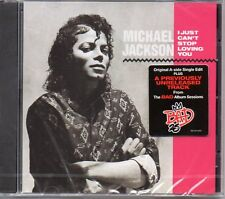 ★ MAXI CD Michael JACKSON I just can't stop loving you 2-track jewel case NEW ★