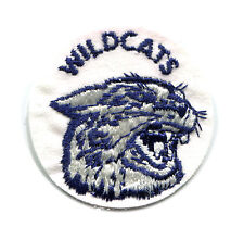 "ARIZONA VILLANOVA KENTUCKY WILDCATS NCAA COLLEGE VINTAGE 2"" ROUND TEAM PATCH"