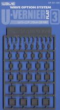 [FROM JAPAN]OPTION SISTEM U Vernier flat Vol.3 Square WAVE