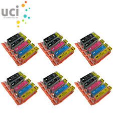 30 Compatible Ink For Canon PGI-520 CLI-521 iP3600 iP3680 iP4600 iP4680 iP4700