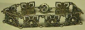 Bracelet Silver 84 Imperial Russia S. Peterburg 1907