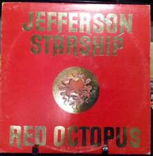 JEFFERSON STARSHIP Red Octopus Album Released 1975 Vinyl/Record  Collection USA