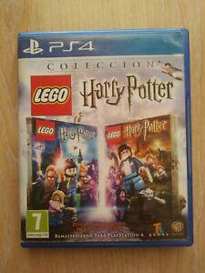 COLECCIÓN LEGO HARRY POTTER - Ps4 - Pal España