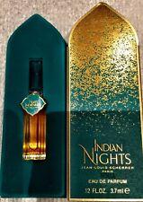 Jean Louis Scherrer Nuits Indiennes Indian Nights Eau de Parfum EDP Mini Box