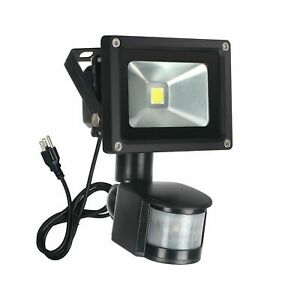 Low Voltage AC/DC Motion Sensor Flood Waterproof Security Outdoor Wall LED Light