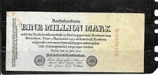 GERMANY GERMAN #74a 1922 500 MARK VG CIRCULATED OLD BANKNOTE NOTE PAPER MONEY