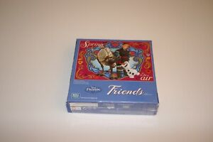 """Mega Puzzle 300 Piece Disney Frozen """"Spring Is In The Air"""" Friends BRAND NEW SEA"""