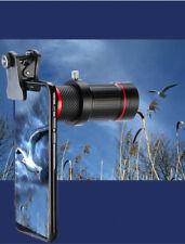 Zoom téléobjectif 18x en métal haute qualité avec trépied pour iPhone Samsung