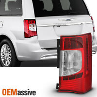 Fit 2011-2016 Chrysler Town & Country Right Side LED Tail Light Lamp Replacement