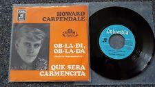 Howard Carpendale - Ob-la-di ob-la-da 7'' Single THE BEATLES SUNG IN GERMAN