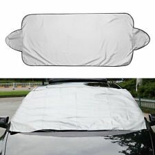 Car Windshield Protector Visor Cover Sun Shade Prevent Snow Frost Ice Dust