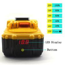 18V 6Ah Last Long Power Tool Li-Ion Battery for Makita BL1830+Large Power Bank