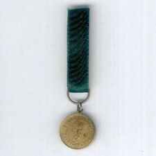 GERMANY, Anhalt. Miniature Long Service Award, II class, 1914-1918