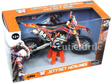 Automaxx 604600 2013 Red Bull KTM 250 SX-F Dirt Bike 1:12 Jeffrey Herlings #84