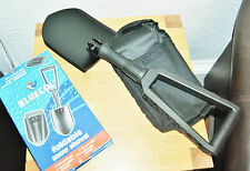 Good Quality BLUECOL Foldable Folding Snow Shovel. Unused & Boxed