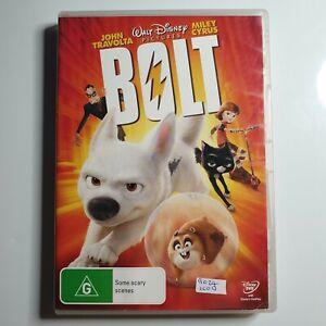 Bolt | DVD Movie | John Travolta, Miley Cyrus, Susie Essman | Family | Disney