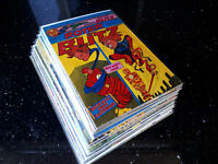 "!!! COMICS ""ROTER BLITZ"", Ehapa 1976, 14 Hefte, Zustand 2   Zustand 3 !!!"