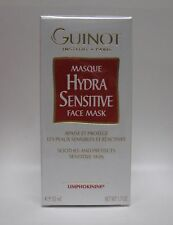 Guinot Masque Hydra Sensitive Face Mask 1.7 oz / 50 ml NEW IN BOX