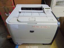 HP P2055dn A4 Mono Laser 33ppm B/W Printer Drucker USB LAN CE459A 103905 PRINTS
