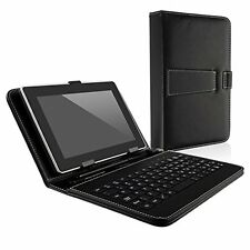 PU Leather Case Cover & Micro USB Keyboard for Lenovo Tab 2 A8-50 Tablet