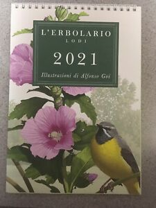 Calendario L'Erbolario 2021