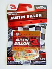 Austin Dillon #3 Dow Camaro Car (Nascar) Card (Authentics)(2019)