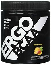 ErgoGenix ErgoBCAA BCAA Fermented Vegan Branched Chain Amino Acid Powder 2:1:1 r