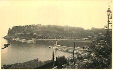 PHOTO 021015 - 1937 - MONACO - la baie