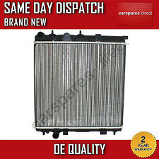 PEUGEOT 208 / 1007 / 2008 AUTOMATIC/MANUAL RADIATOR 2005>ONWARDS *BRAND NEW*