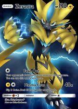Zeraora - Custom Pokemon Card