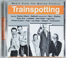 Trainspotting (OST) by Various Greats [US Import - Capitol/BMG - 1996] - MINT
