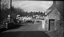 B/W Negative Stopham West Sussex The White Hart Inn 1949 +INC © DB448