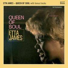 Etta James - Queen of Soul [New CD] UK - Import