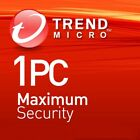 Trend Micro Maximum Security 2021 1,3 PC 1,3 Year