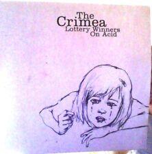 """The Crimea lottery winners on acid vinyl 7"""""""