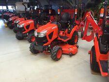 Kubota Traktor BX231 mit Allrad  ab 0,00% Finanzieren neues Modell