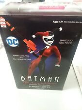 DC COMICS BATMAN THE ANIMATED SERIES HARLEY QUINN PREMIERE COLLECTION STATUE