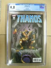Thanos #13 CGC 9.8 NM/MT 1st Appearance Cosmic Ghost Rider! 2nd print Marvel