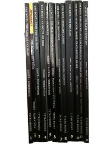 The Boys Trade Paperback Vol 1-12 (Complete Collection)