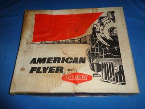 American Flyer Set Box #20530 Night Hawk for #21130 Hudson Locomotive