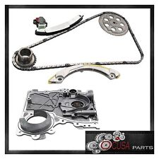 TIMING CHAIN KIT+OIL PUMP for CHEVROLET COLORADO 04-07 GMC ENVOY 02-07 3.5 4.2L