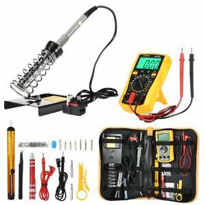 Soldering Iron Kit Welding Soldering Iron Repair Tool Precision Electric Welding