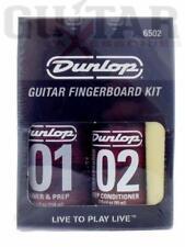 Dunlop Formula 65 Guitar Finger Board Care Kit JD-6502 4 & 2 fl oz (6524) (6532)