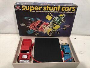 Gioco Super Stunt Cars Harbert Vintage Anni '80
