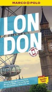 MARCO POLO Reiseführer London 25. Auflage 2020 (Taschenbuch)