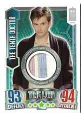 Dr Who Alien Attax 50th Anniversary Edition Costume 10th Doctor's Pyjamas # 2800