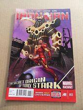 Iron Man 13 . Marvel 2013 - VF - minus
