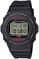 """RELOJ CASIO G-SHOCK DW-5750E-1ER  """"CLÁSICO RETRO. WR. 200 M."""" DISTRIBUIDOR CASIO"""