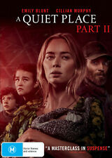 a Quiet Place Part 2 (dvd 2021) *preorder R4 Movie II Emily Blunt
